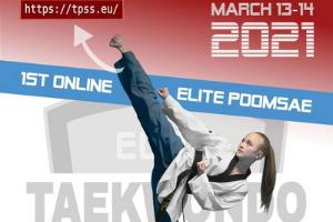1st Online Elite Poomsae & Speed Kicking Championship