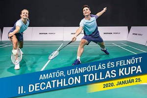 II. Decathlon Tollas Kupa