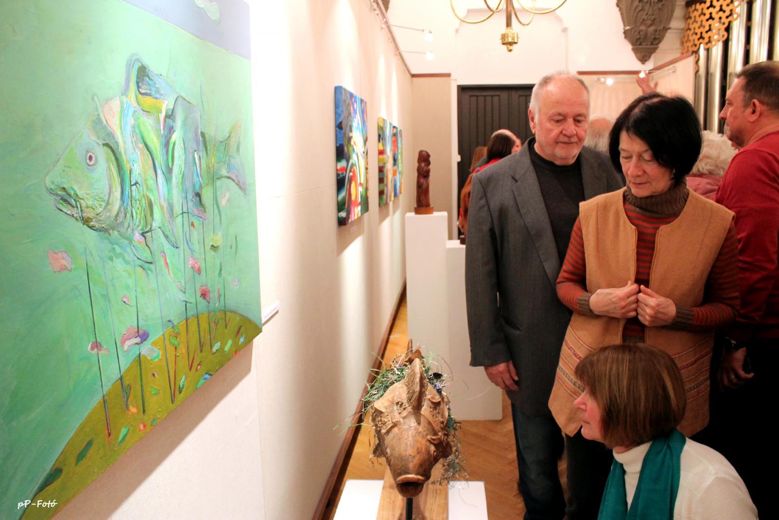 Festőművész mesterképzési szak, osztatlan képzés